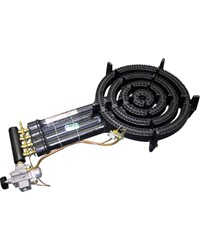 TANDOORI GAS BURNER SET