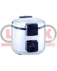 BIG CHEF 6L S/S ELECTRIC RICE COOKER