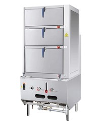 ENVIRONMENTAL STEAM CABINET-TRIPLE DOOR INDENT ORDER ONLY